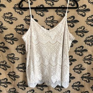 {Maurice's} Lace Camisole